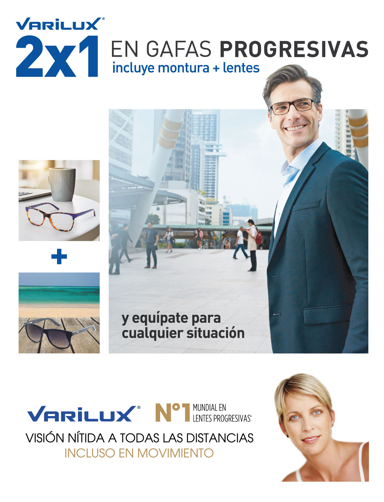 Optoclinic La Pau Altea 2x1 Varilux
