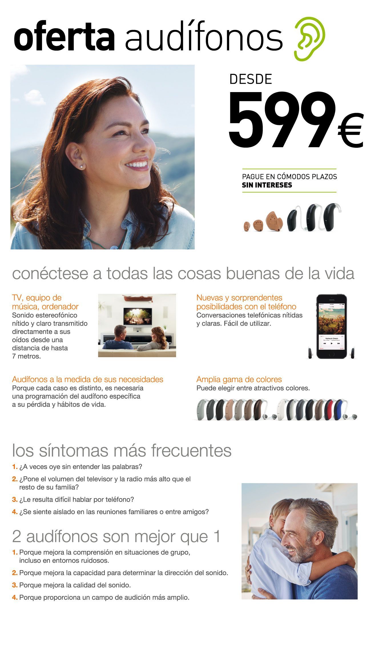 Optoclinic La Pau Altea Promociones Audifonos
